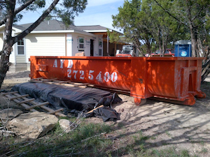 Dumpster Rentals Austin Frequently Asked Questions