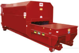 self contained compactors